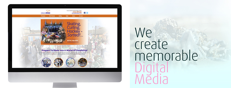 We create memorable digitial media