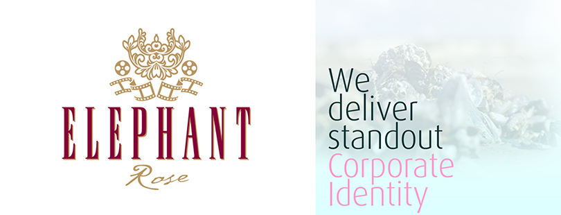 We deliver standout corporate identity